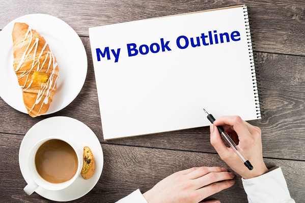 Don't outline your book. Mind Map it!