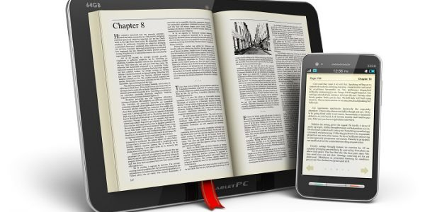 Book in tablet